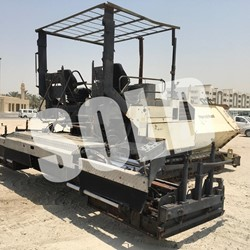 2005 ABG TITAN 325 Crawler Asphalt Finisher
